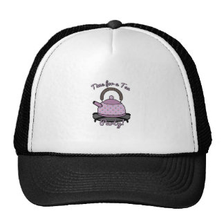 Time For A Tea Party! Trucker Hat