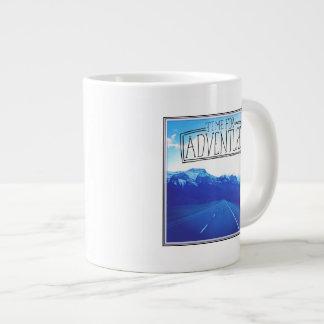 Time For Adventure Jumbo Mug
