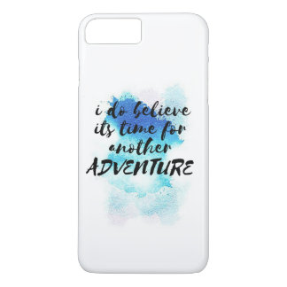 Time for another adventure iPhone 7 plus case