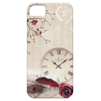 Time for Beauty iPhone 5 Cases