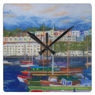 Time for Bristol Marina Clocks