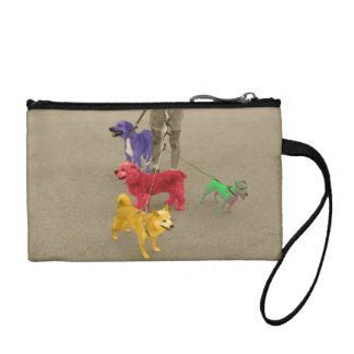 Time for Change Coin Purse