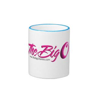 """Time for Coffee """"Mug"""" and Big O Series Secrets Ringer Mug"""