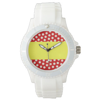 Time for Fiesta by @QUIXOTEdotTV Wrist Watches