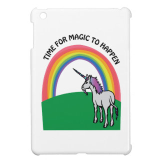 Time for Magic Cover For The iPad Mini