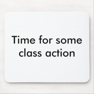 Time for some class action mousepads