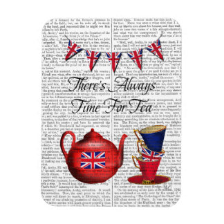 Time For Tea 2 Rectangular Photo Magnet