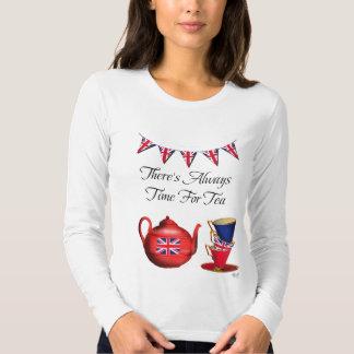 Time For Tea 2 Tshirt