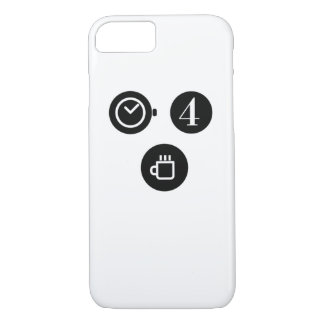 Time for Tea / Coffee i-phone case