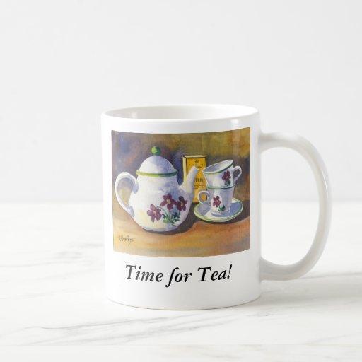 Time for Tea! Coffee Mugs