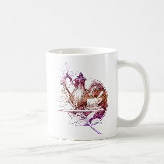 Time for Tea Nostalgic Design Mugs