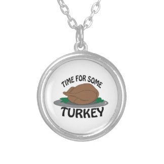 Time for Turkey Necklaces