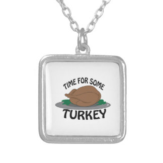 Time for Turkey Pendant