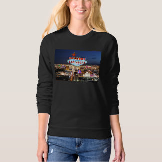 Time For Vegas Brand Sweater