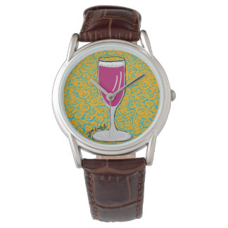 Time For Wine Fashion Watch by Julie Everhart