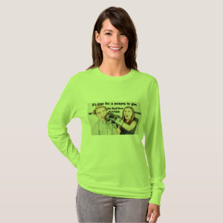 Time For Women T-Shirt
