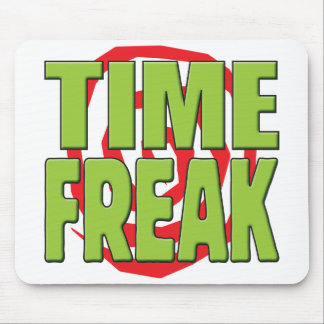 Time Freak G Mouse Pads