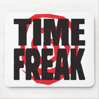Time Freak Mouse Mats