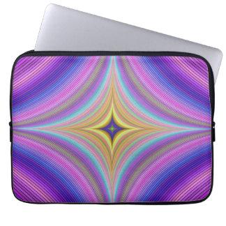 Time hole laptop sleeve
