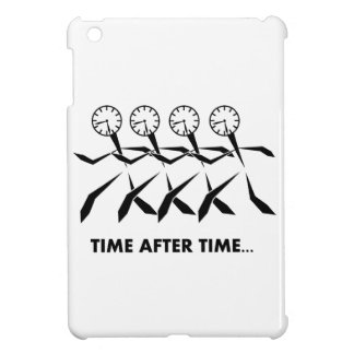 Time Idioms Series - Time after time Case For The iPad Mini