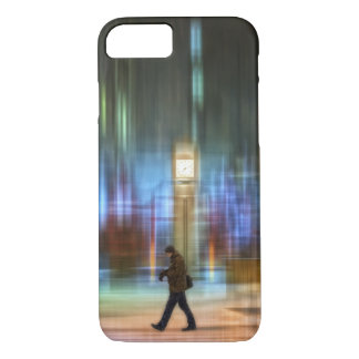 Time in a big city iPhone 7 case