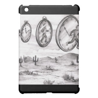 Time Into Out of Time iPad Mini Cases