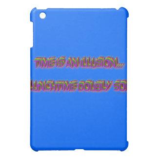 Time Is An Illusion iPad Mini Cover