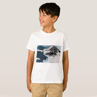 Time is going out kid-shirt T-Shirt