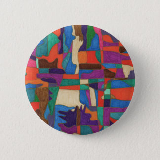 Time is Life 6 Cm Round Badge