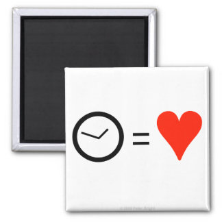 Time Is Love - Magnet