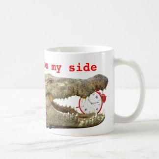 Time Is on My Side Coffee Mug
