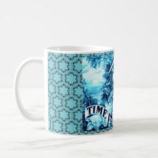 Time is Precious Classic Coffee Mug