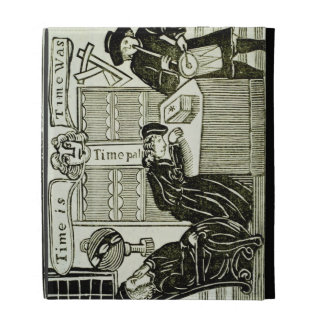'Time Is, Time Was', copy of an illustration from iPad Folio Case