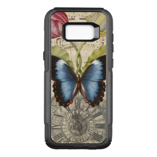 Time Keeper OtterBox Commuter Samsung Galaxy S8+ Case