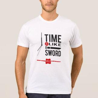 Time Like A Sword T-Shirt