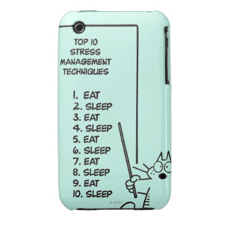 Time Management iPhone 3 Covers