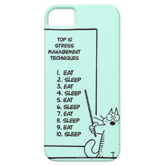 Time Management iPhone 5 Cases