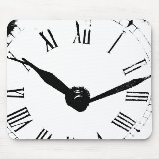 Time Mouse Pad