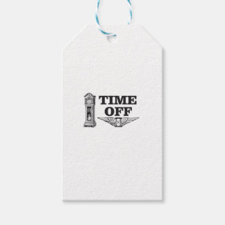 time off work yeah gift tags