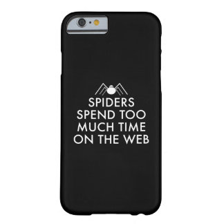 Time On The Web Barely There iPhone 6 Case