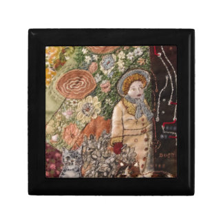 Time Passages Small Square Gift Box