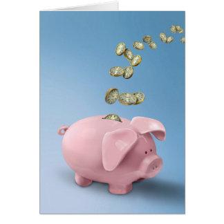 Time Saver Greeting Card
