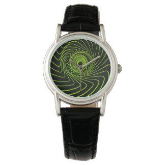 Time space black hole alien watch