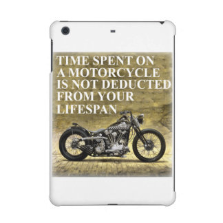 Time Spent On A Motorcycle