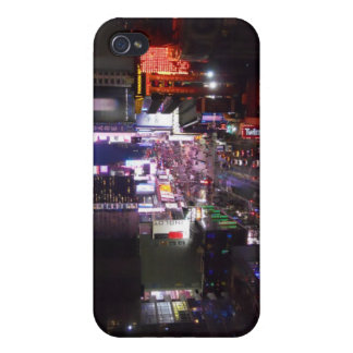 Time Square at Night iPhone 4 Case