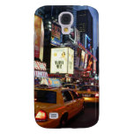 Time Square Taxis Samsung Galaxy S4 Covers