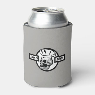 Time To Cook - Can Cooler