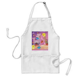 Time To Count-Under the Sea Standard Apron