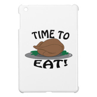 Time to Eat iPad Mini Cover