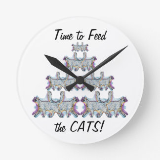 Time to feed the CATS Clock
